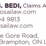 Gosai Law Card IQBAL